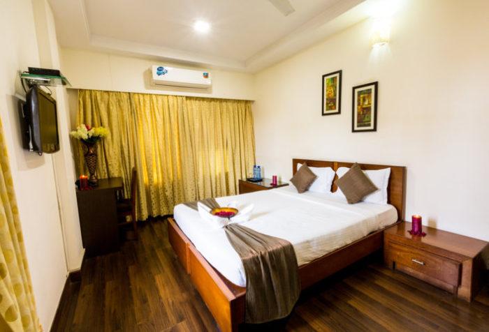 Bedroom Suite Photography