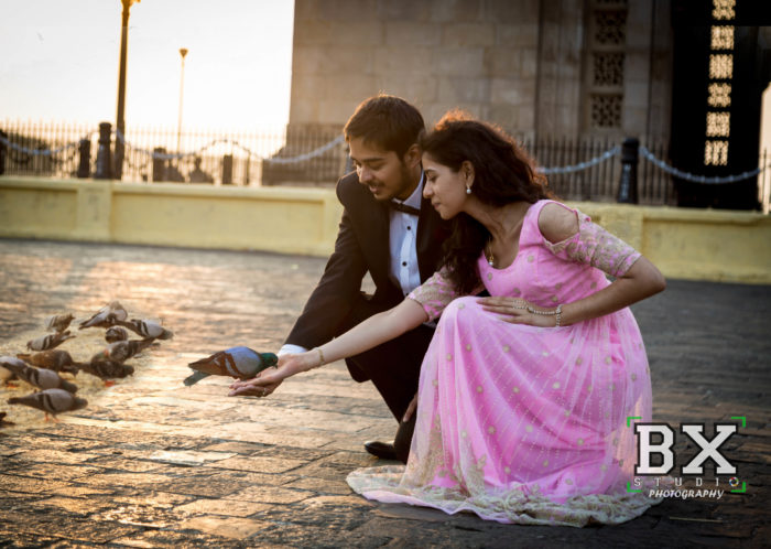 Pre-Wedding Photography by BX Studio